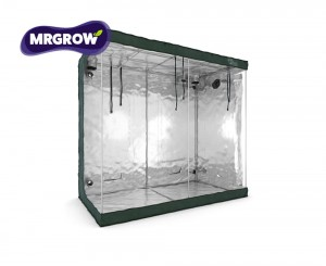 Growbox Diamond Room HIGH 250cm (120x240xh250cm do 300x600xh250cm)