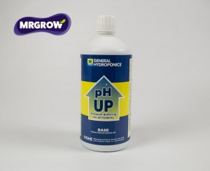 Regulator podnoszący pH Ghe pH Up (0.5l, 1l)