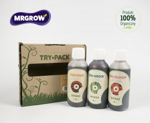 Trypack Indoor (zestaw 3 x 250ml)