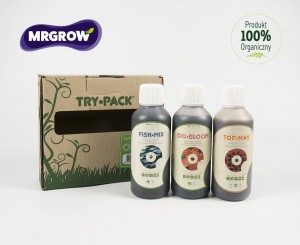 Trypack Outdoor (zestaw 3 x 250ml)
